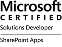 MCSD: SharePoint Applications